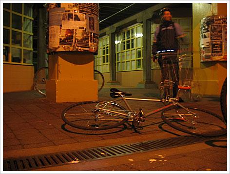 Bike Postering